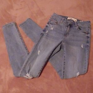 Garage Size 0 High Waist Jegging